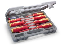 Professional 8-Piece Cabac Insulated Screwdriver Set (1000V Rated)