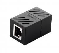 RJ45 Coupler - Female to Female CAT5/6 Coupler Adaptor