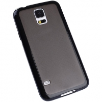 Samsung Galaxy S5 Protective Tray Case (Black/Smoke)