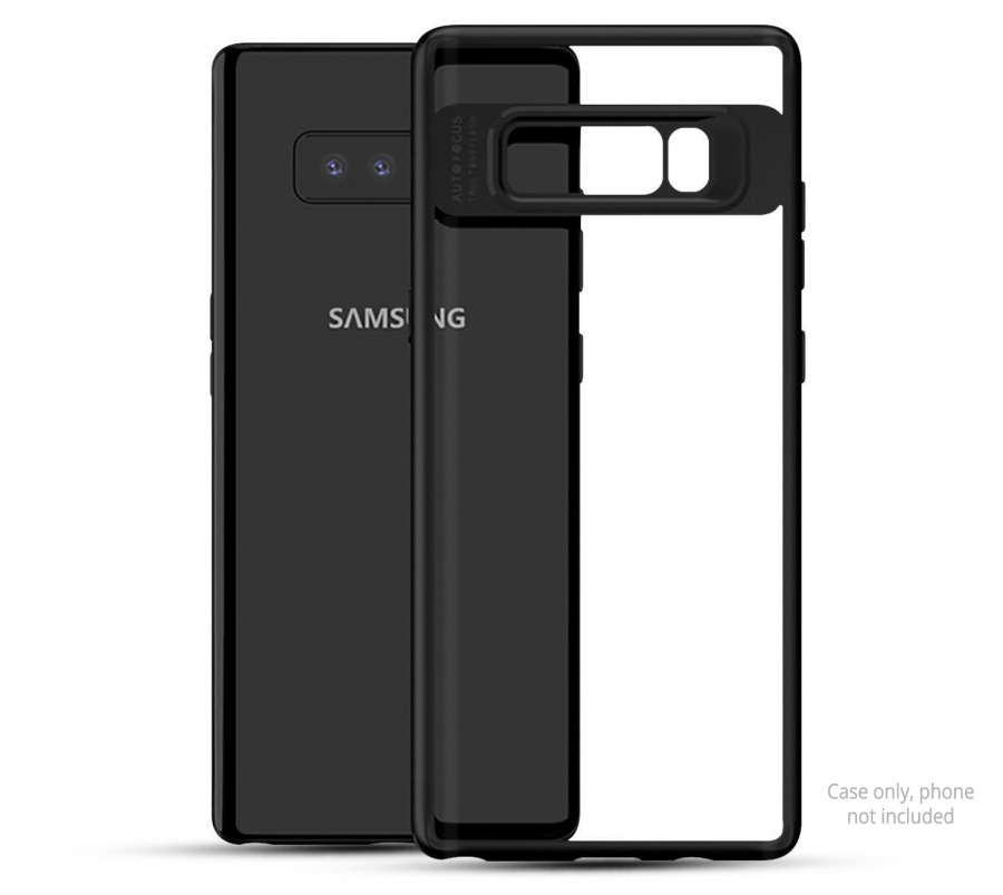 Samsung Galaxy S8 Ultra-Slim Protective Bumper Case (Photo )