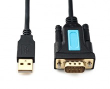 Serial to USB Adaptor (RS232)