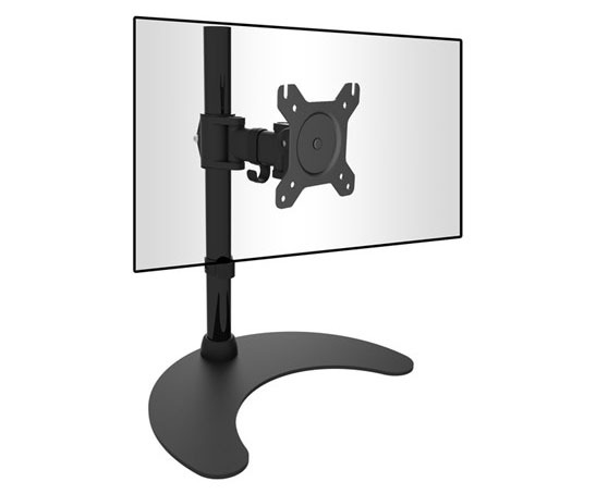 Single Monitor Desk Stand (8kg)