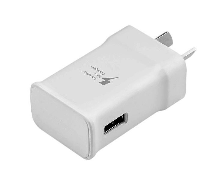 Single Socket USB Wall Charger (2A)
