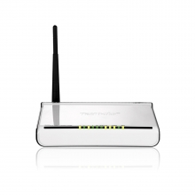 Tenda 4-Port 150Mbps Wireless N Router & ADSL2+ Modem