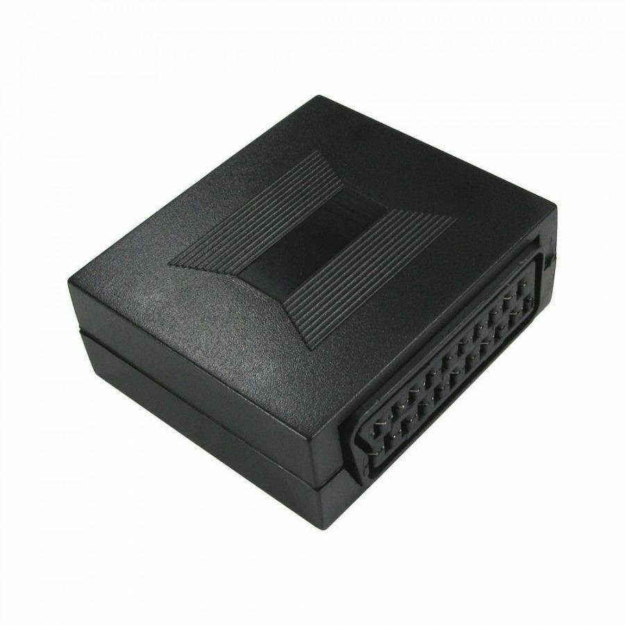 SCART Coupler / Adapter (Female to Female) (Photo )