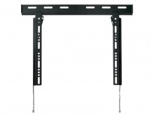 Ultra Low-Profile LED & LCD TV Wall Mount Bracket - 45Kg (Black) (Thumbnail )