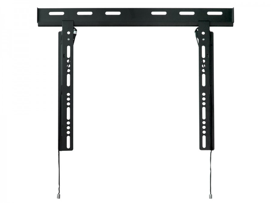 Ultra Low-Profile LED & LCD TV Wall Mount Bracket - 45Kg (Black) (Photo )