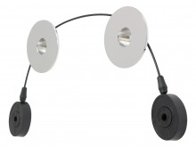 Ultra Low-Profile LED TV Wire Mount System (50kg) (Thumbnail )