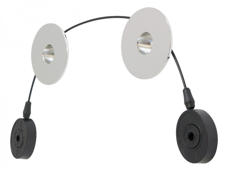 Ultra Low-Profile LED TV Wire Mount System (50kg)
