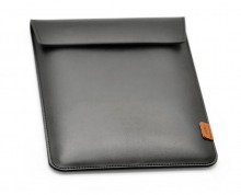 "Universal 13"" Laptop & Tablet Sleeve (Faux-Leather + Mircofibre Lining)"