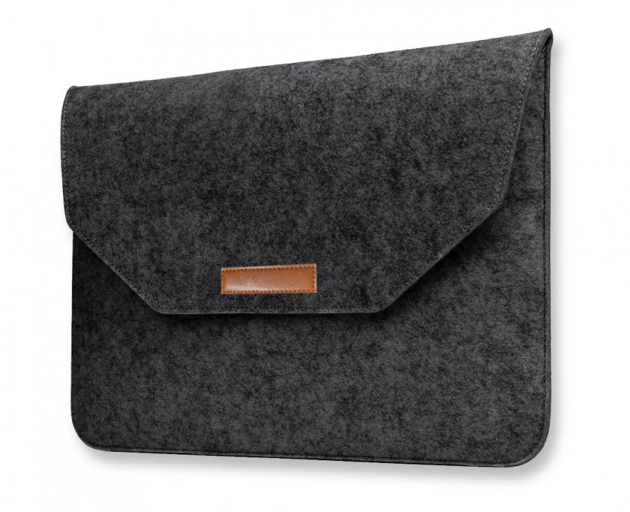 "Universal 14"" Laptop & Tablet Sleeve (Soft-Touch Felt) (Photo )"