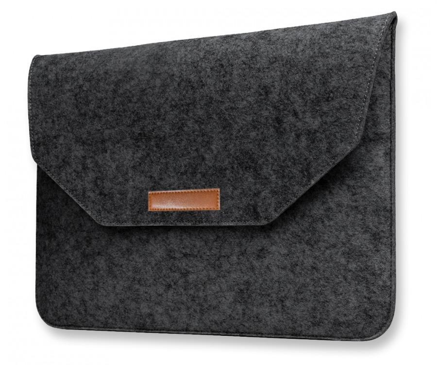 "Universal 15"" Laptop & Tablet Sleeve (Soft-Touch Felt) (Photo )"