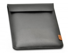"Universal 15"" Laptop & Tablet Sleeve (Faux-Leather + Mircofibre Lining)"