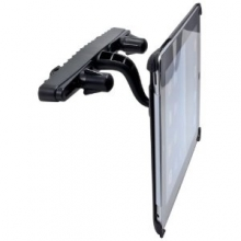 Universal Car Headrest Tablet Mount (Supports iPad, Android & PC Tablets)