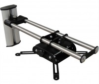 Universal Projector Wall Mount on Rails (10kg)