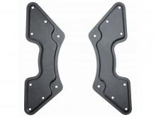 Universal VESA Mount Adapter Plate (VESA 200x200 - 400x400) (Thumbnail )