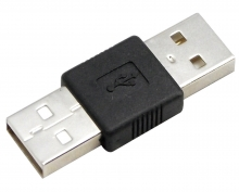 USB Adaptor A-Male to A-Male