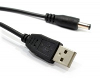 USB to DC Power Cable - 3.5mm Plug (DC 5v) (Thumbnail )