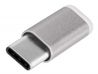 USB Type-C (Male) to Micro-USB (Female) Adapter (Thumbnail )