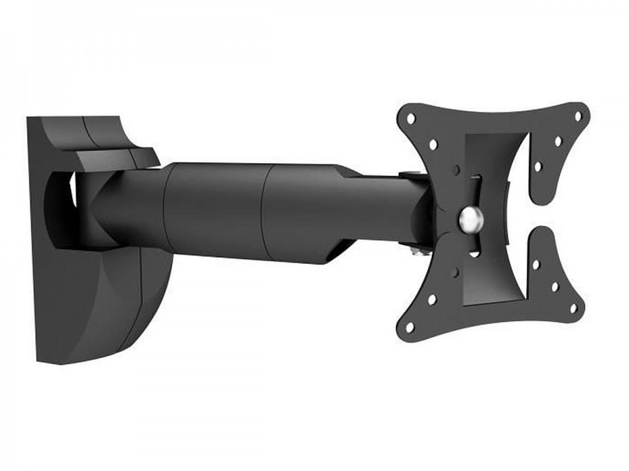 VESA TV Wall Mount Arm with Swivel, Tilt & Pan (30kg)