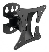 VESA TV Wall Mount with Tilt & Pan (30kg)