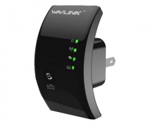 Wavelink 300Mbps Wireless Repeater & WiFi Access Point (Wireless N 802.11b/g/n)
