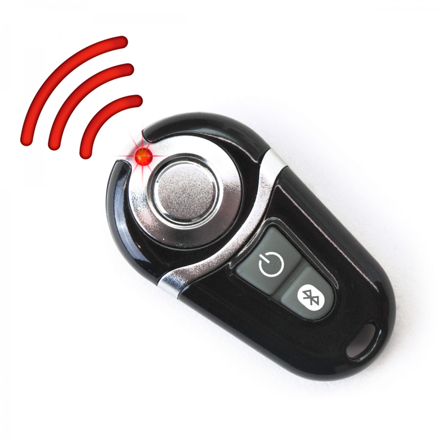 Wireless Bluetooth Smartphone Camera Remote Shutter (iOS & Android)