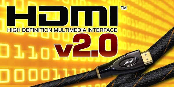 HDMI v2.0 Has Arrived
