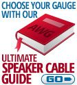 Read Our Speaker Cable Guide