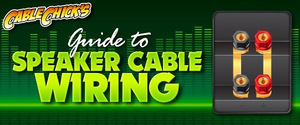 Speaker Cable Wiring Guide