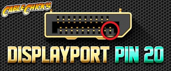 Avoid graphics card damage - The DisplayPort Pin 20 Issue Explained